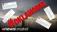 Stars Use Twitter to Show Support for Tornado Victims