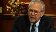 The Buck Stops With Obama On IRS Scandal According To Donald Rumsfeld