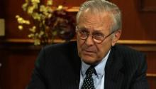 Hillary Is Responsible For Benghazi: Donald Rumsfeld
