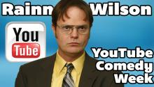 Guest Rainn Wilson Talks Twitter