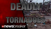 Two Killed in Oklahoma Tornado; Threat Remains