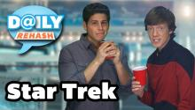 Guest David Blue Spills Star Trek Movie Details NO SPOILERS