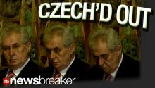 Drunk or Sick? Czech President Milos Zeman Appears Hammered at State Ceremony