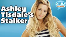 Ashley Tisdale's Twitter Stalker Too Close To Home