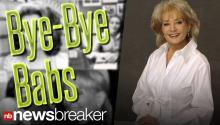 "TV Legend Barbara Walters Announces Retirement Live on ""The View"""