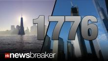 1776: World Trade Center Construction Complete; Now Tallest Building in Western Hemisphere