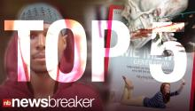 NEW: Top 5 Newsbreaker Stories ReTweeted Thursday, May 9, 2013