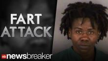 Woman Arrested for Throwing Knife at Boyfriend Because He Farted in her Face