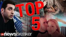 NEW: Top 5 Newsbreaker Stories ReTweeted Wednesday, May 8, 2013