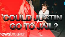 DEVELOPING: Could Justin Bieber Go to Jail?; Cop Recommend Battery Charges for the Biebs