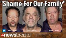 "DEVELOPING NOW: 'Shame for Our Family"": Disgust from Children of Man Suspected in Holding Women Hostage"