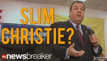 NEW VIDEO: NJ Governor Chris Christie has Secret Weight Loss Surgery