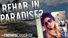 DEVELOPING: Actress Lindsay Lohan Wants Rehab in Paradise