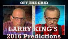 Larry King's 2016 Predictions