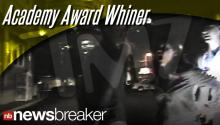 CAUGHT ON TAPE Oscar Winning Actress Bad Behavior, Arrest Captured on Police Dash Cam