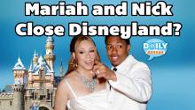 Did Mariah Carey and Nick Cannon shut down Disneyland?