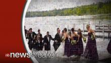 VIRAL VIDEO: Minnesota Wedding Party Falls into a Lake