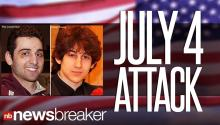 Boston Bombing Suspects Planned Attack on Fourth of July
