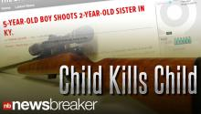 UPDATE: 5 Year Old Boy Kills 2 Year old Sister