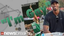 "BREAKING: ""I'M GAY"": NBA's Jason Collins Becomes First Openly Gay Player in Major American Team Sport"