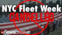 BREAKING: NYC's Fleet Week Officially Cancelled Due to Government Budget Cuts