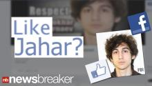 Surprising Surge of Social Media Support for Boston Bombing Suspect