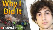 BREAKING: Marathon Bombing Madness: Suspect Says American Wars Behind Attack