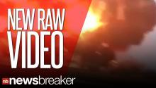 NEW RAW VIDEO: Texas Fertilizer Explosion