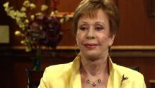 Carol Burnett interview