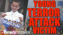 BOSTON BOMBING: Young Vicitm Identified