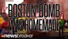 DEVELOPING: Bombs at Boston Marathon were Homemade, More Found Unexploded