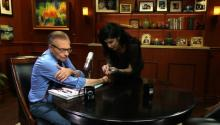 Kat Von D Tattoos Larry King