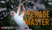 14 Year Old Makes History at the Masters