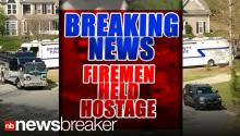 BREAKING: 5 Firefighters Held Hostage in a Home by Gunman in Georgia