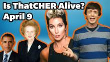 The Thatcher-Cher Mix Up