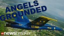 Blue Angels Grounded Due to Government Gridlock