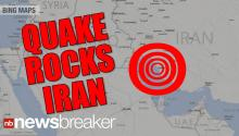Deadly 6.3 Quake Hits Near Iran Nuclear Power Plant