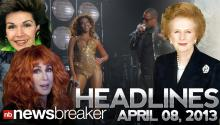 HEADLINES: April 08, 2013