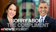 Obama Apologizes for Comments About CA Attorney General's Looks