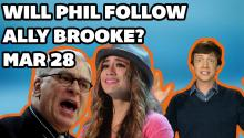 Phil Jackson Joins Twitter & Ally Brooke Follows Back