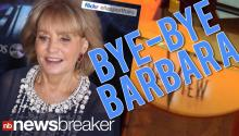 TV Icon Barbara Walters Retiring