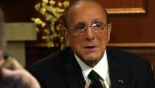 Why The Party Went On After Whitney Houston Died: Clive Davis