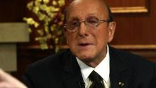 Clive Davis Opened Up To A Person Not A Gender