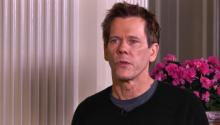 Kevin Bacon On How He Makes His Marriage Work