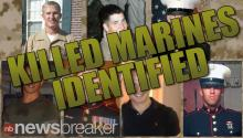 7 Marines Killed In Nevada Explosion Identified