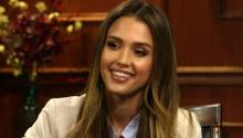Jessica Alba Answers Social Media Questions