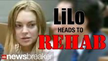Lindsay Lohan Escapes Jail; Gets Locked Up in Rehab