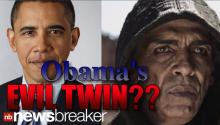 Obama/Devil Resemblance Not Intentional: History Channel