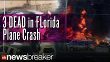 BREAKING: 3 Dead After Plane Slams Into Florida Building, Parking Lot