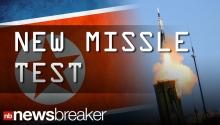 BREAKING: North Korea Fires Two Short Range Missiles